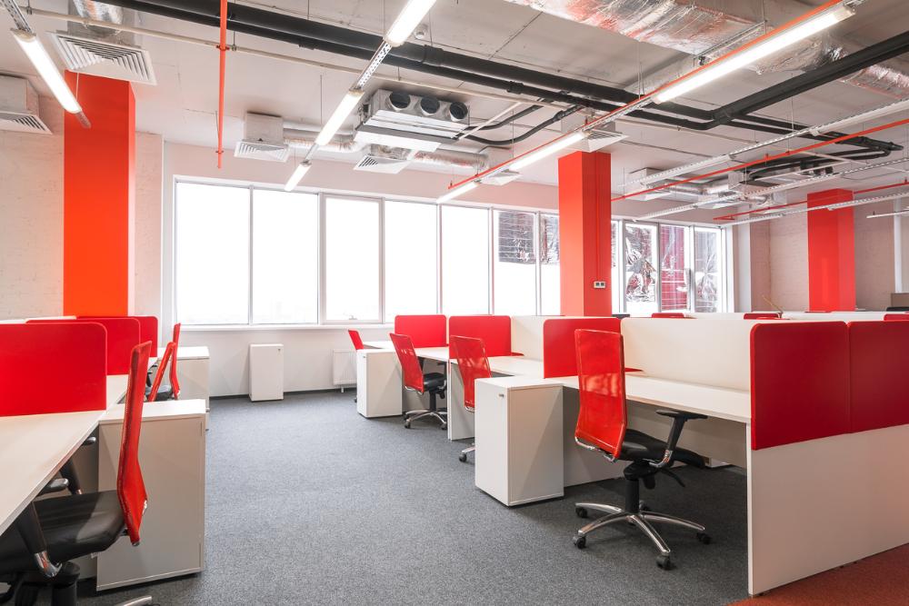 Офис компании Innovecs Solutions