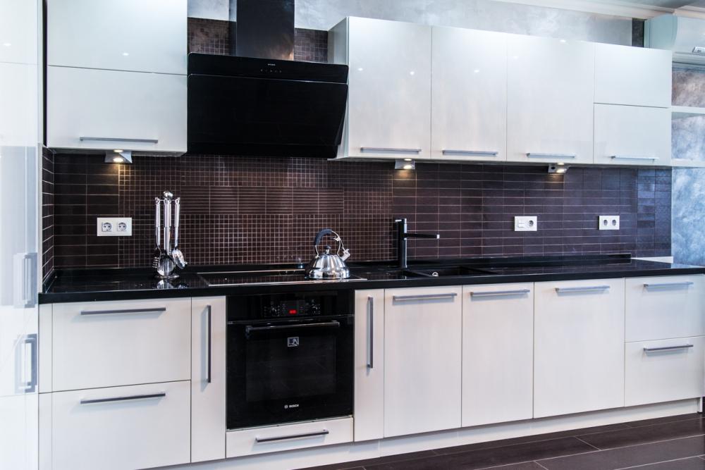 Кухонный гарнитур нашего производства
