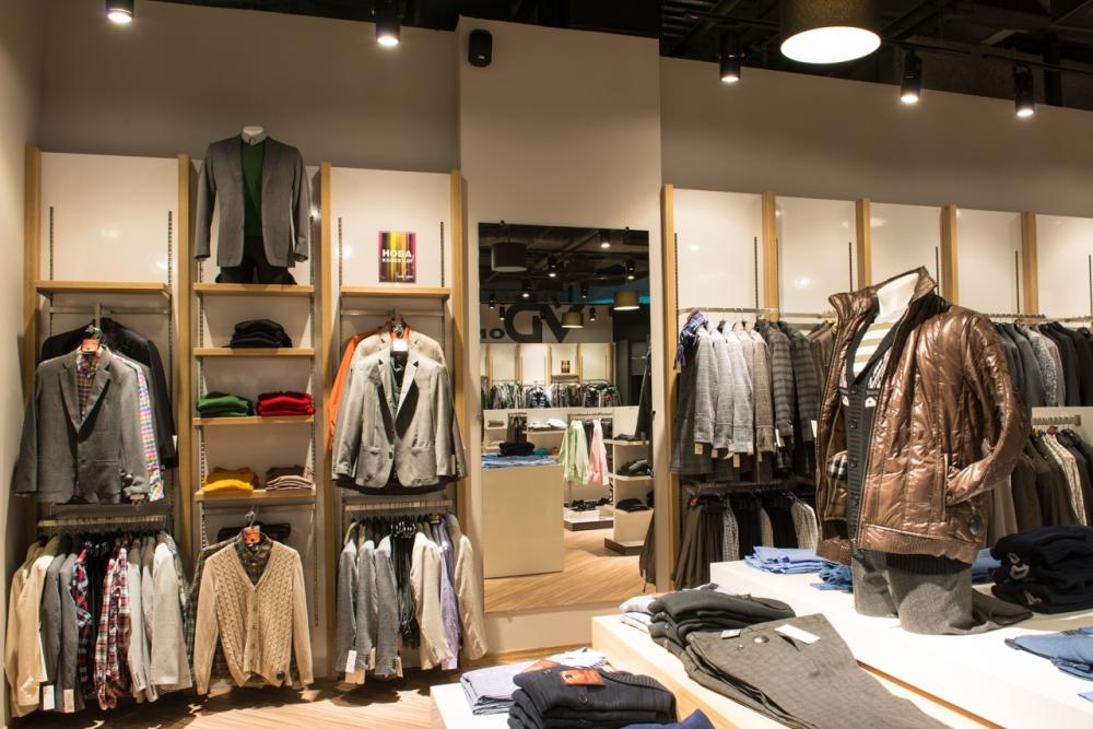 Магазин одежды VD one