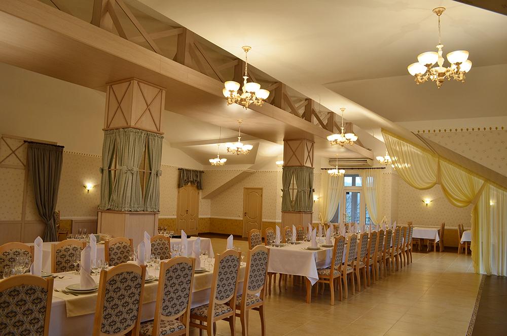 Ресторан Roman'S - мебель для банкету
