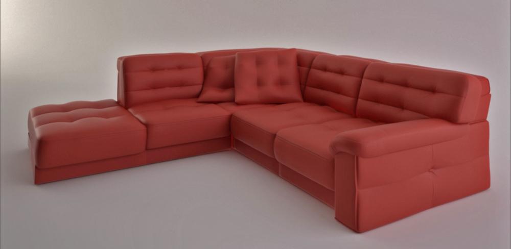 Arcobaleno - диван угловой