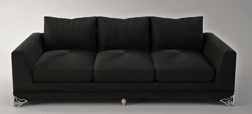 Мягкий диван Eclissi