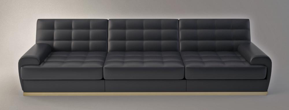 Дизайнерский мягкий диван Gelo