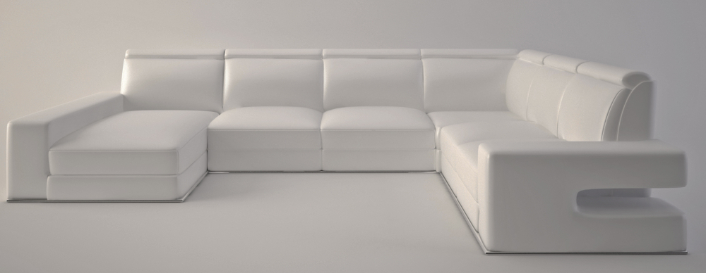 Футуристический дизайн дивана модели Neve