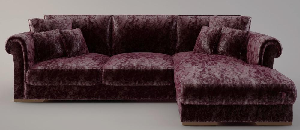 Sole - мягкий диван для дома