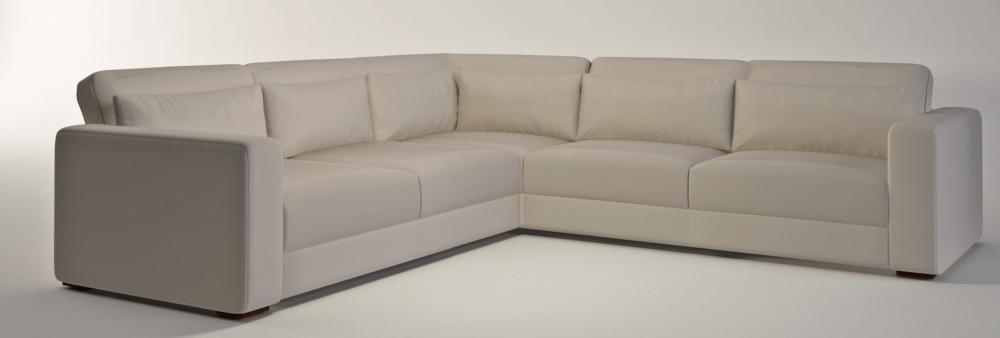 Мягкий диван Vento - для простоной комнаты