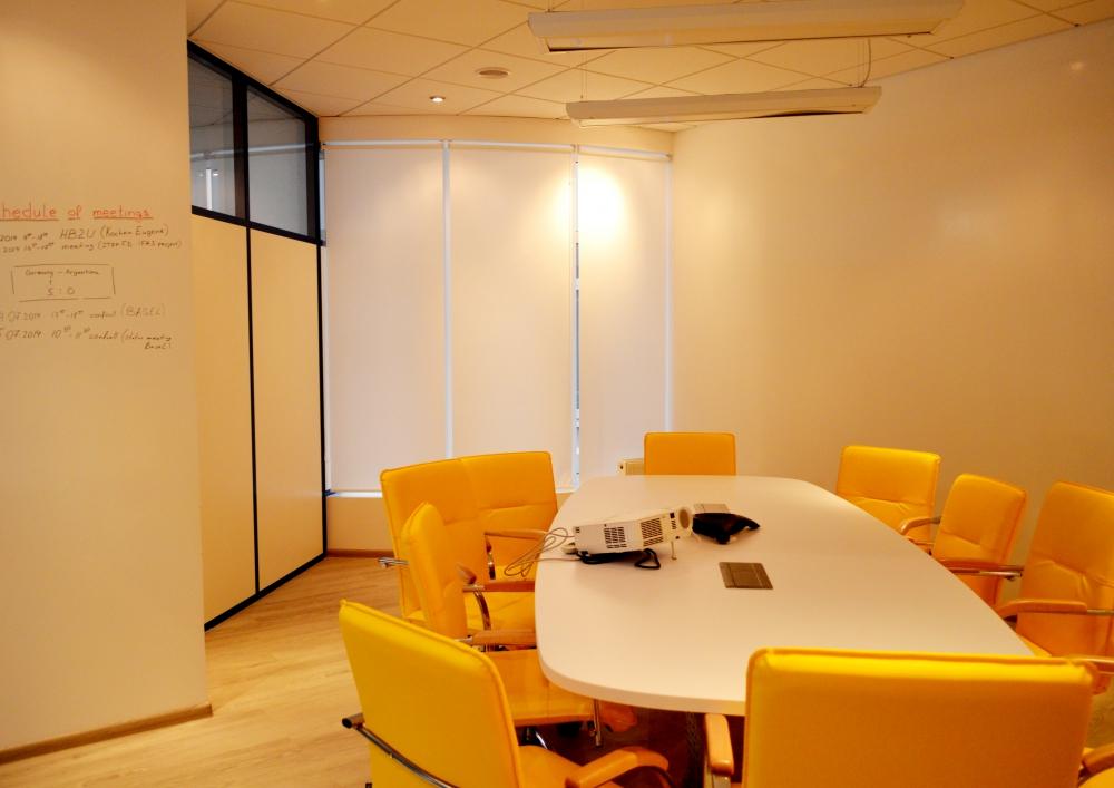 Офис компании Be Consulting