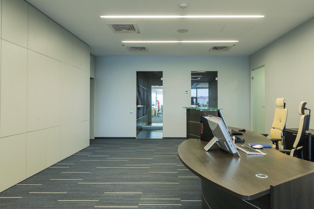 Офис компании Colliers