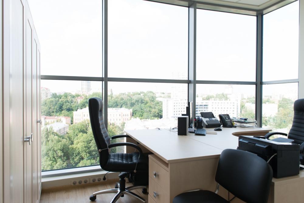 Офис компании Крымский Титан