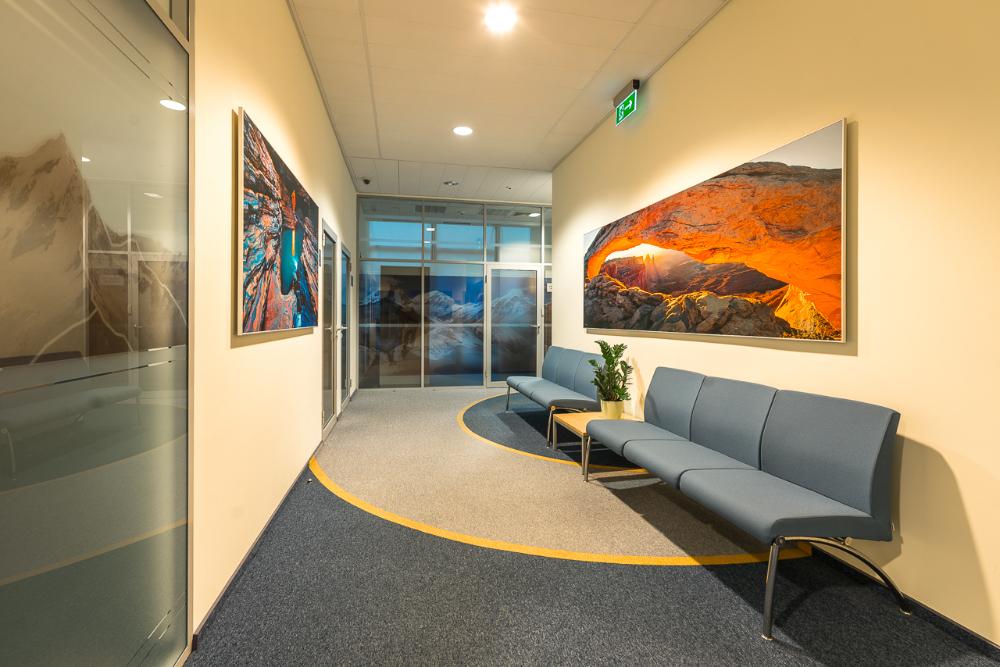 Офис компании TAKEDA
