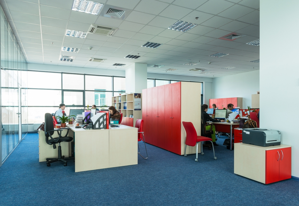 Офис компании УкрБорг