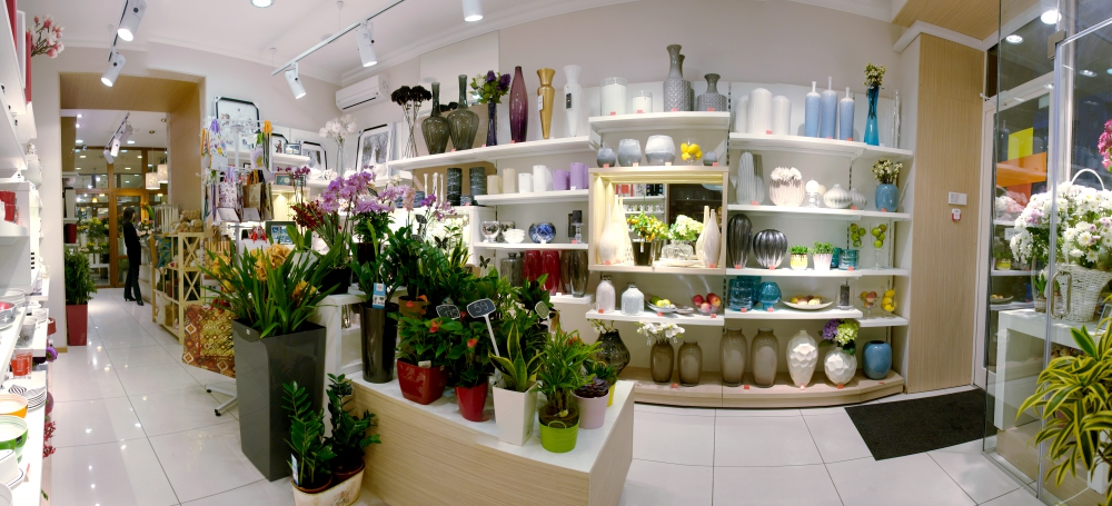 Бутик цветов и предметов декора «Барбарис»