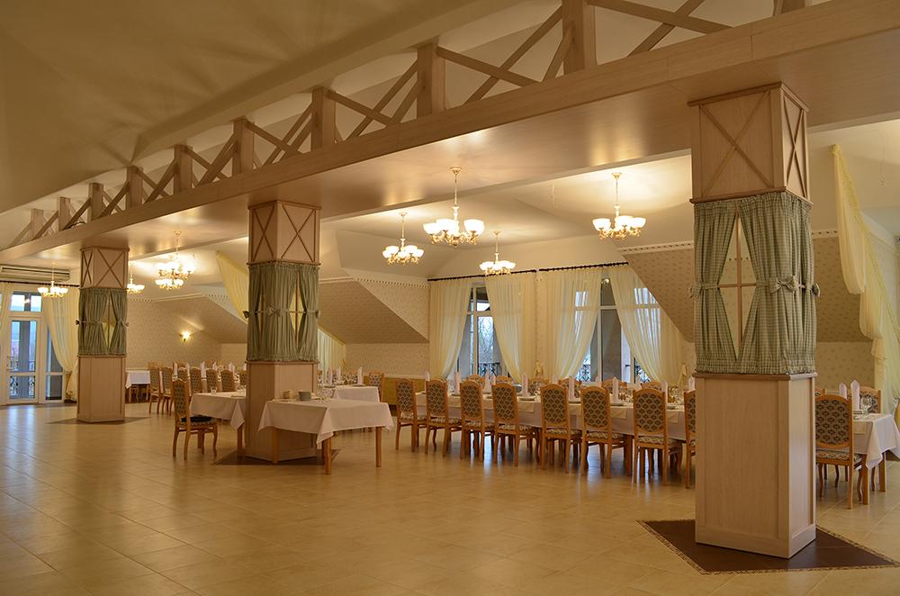 Ресторан Roman'S - зал для банкетов