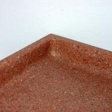 Внутренний угол столешницы из камня
