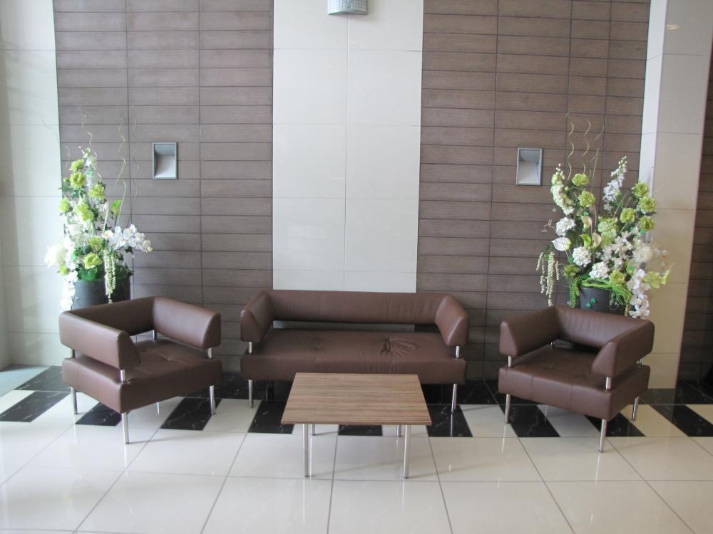 Lobby zone в ЖК Park Avenue