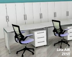 линия мебели для офиса AIR