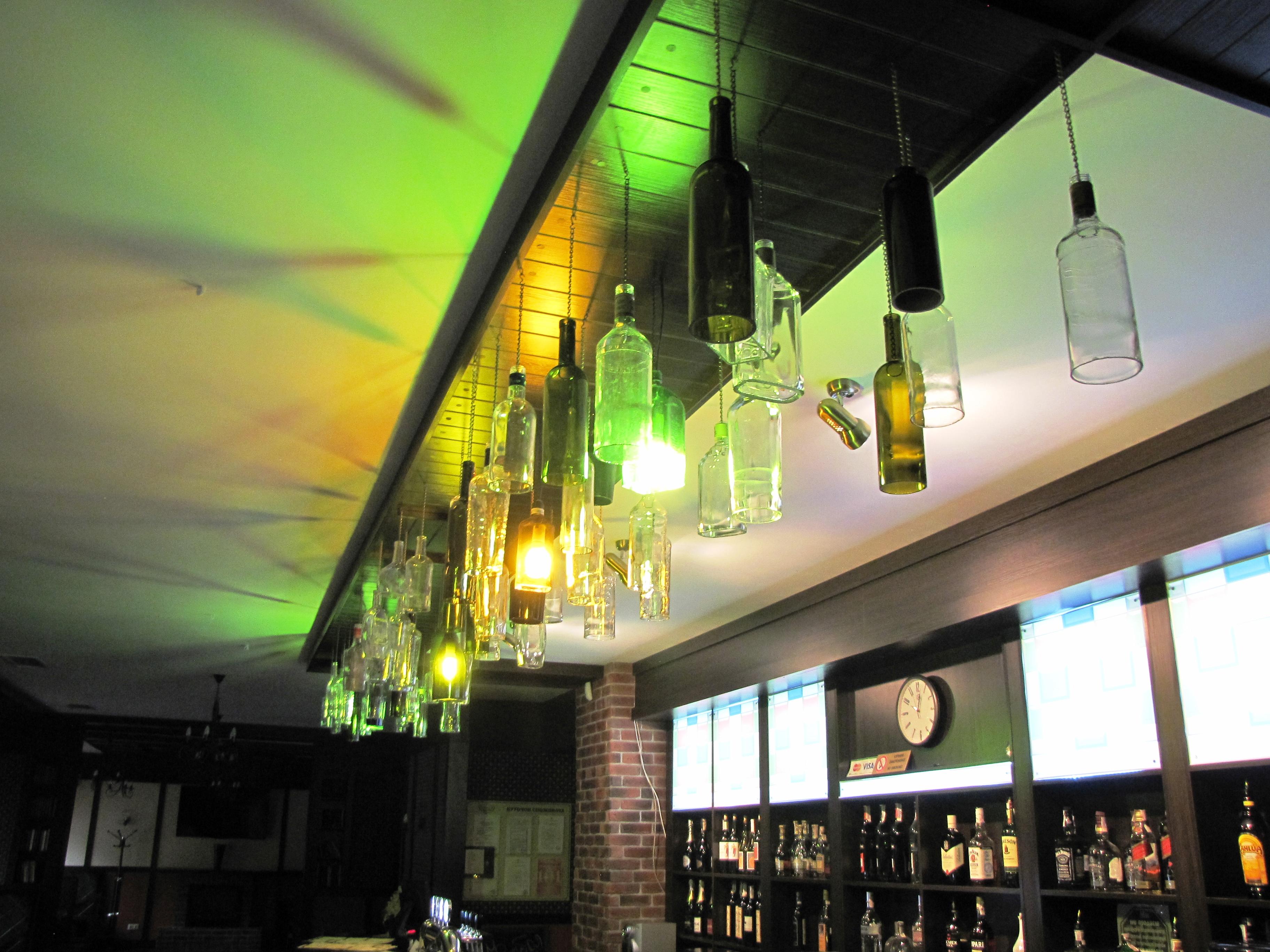 4. Мебель для баров и ресторанов