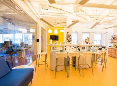 Пример реализации офисной кухни для Data Robot