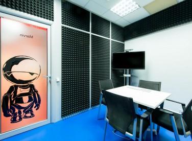 Реализация мебели для офиса Data Robot в Киеве