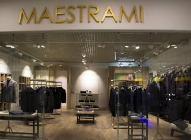 Бутик итальянского бренда Maestrami