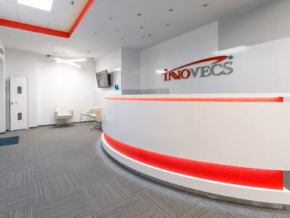 "Офис компании ""Innovecs Solutions"""