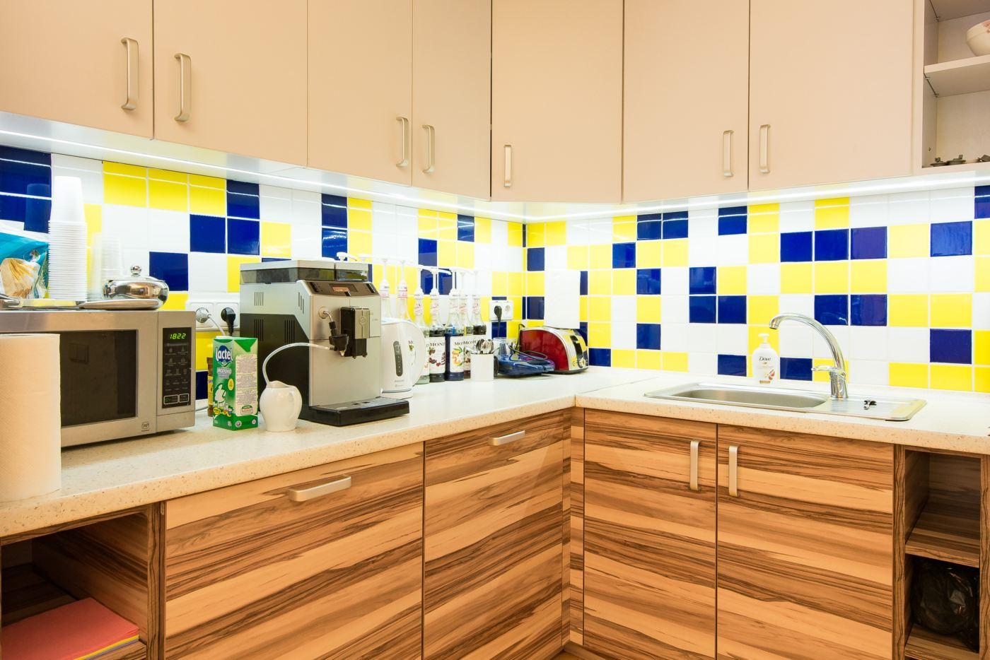 Эпицентр выбора офисных кухонь