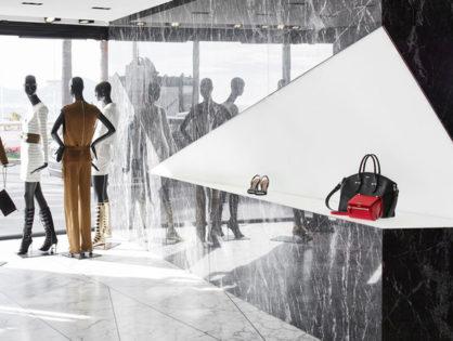 Привлекательные идей дизайна: мебель для бутика