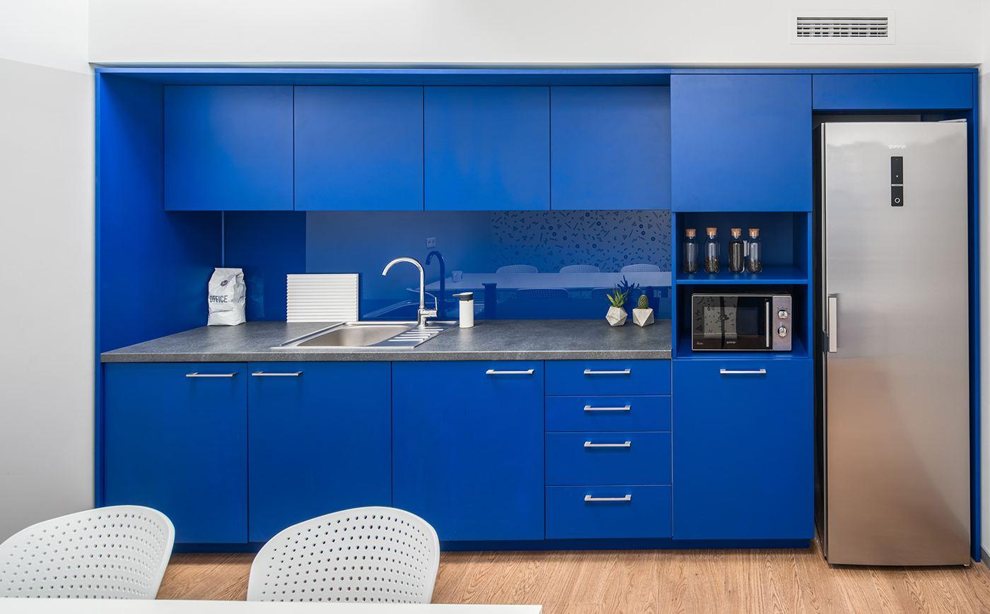 ваша кухня способ брендирования офиса