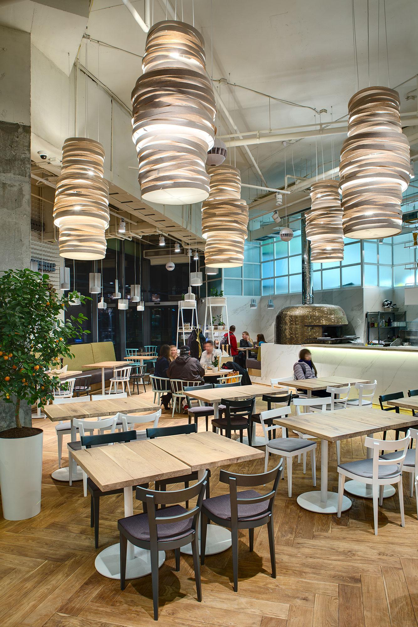 стильная ресторанная мебель